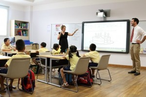 Các công cụ giảng dạy