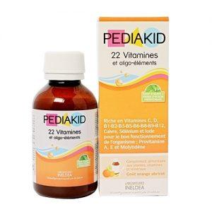 Top vitamin tổng hợp cho bé của Pháp